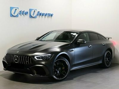 begagnad Mercedes AMG GT 63 S 4Matic Coupe 639hk