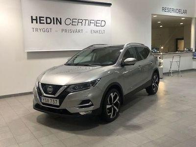 begagnad Nissan Qashqai Tekna Design Pack 19 Xtronic
