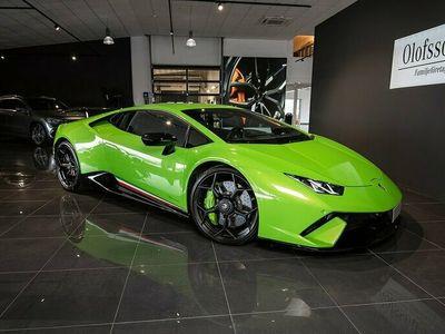 begagnad Lamborghini Huracán LP640-4 Performante