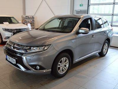 begagnad Mitsubishi Outlander P-HEV Fleet Edition AWD Automat