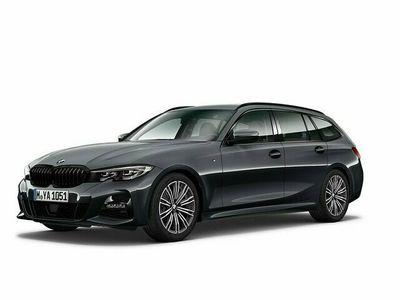 begagnad BMW 320 d xDrive Touring M Sport Navi Fartpilot Värmare Drag HiFi Backkamera