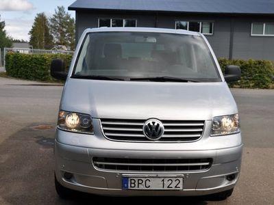 gebraucht VW Multivan HIGHL 2,5 AU Minibuss 2009, Minibuss 89 900 kr