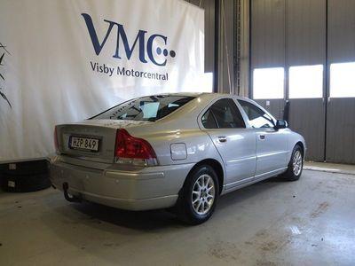 begagnad Volvo S60 2,4D Classic Momentum