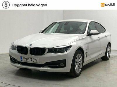 begagnad BMW 320 D