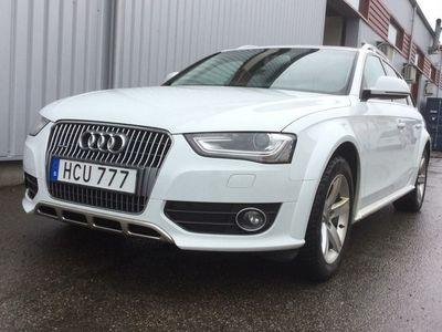 gebraucht Audi A4 Allroad 2.0 TDI Avant quattro (150hk)