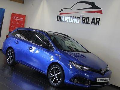 begagnad Toyota Auris Sports /Hybrid 1.8VVT-i /Euro 6 (136hk)