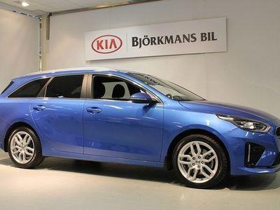 begagnad Kia cee'd Cee´dSW 1.4 T-GDI DCT GT-Line Euro 6 2019, Halvkombi 209 000 kr