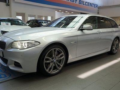 gebraucht BMW M550 d xDrive dA M-Sport / Värmare / Nightvision / Head-Up