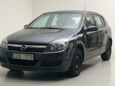 begagnad Opel Astra 1.6 5dr