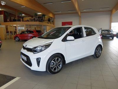 begagnad Kia Picanto 1.0 Advance Plus (Backkamera)
