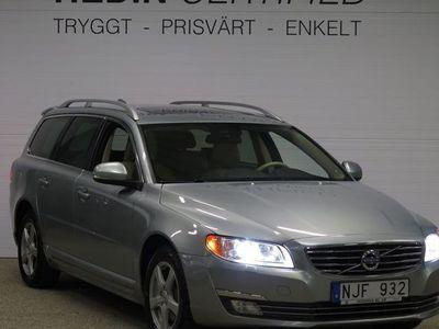 begagnad Volvo V70 D5 AWD Geartronic 215hk