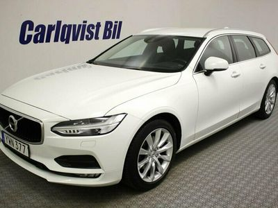 begagnad Volvo V90 254HK Business Advanced Navi Aut Skattefri