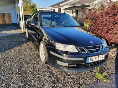 begagnad Saab 9-3 Cabriolet 2.0t Arc