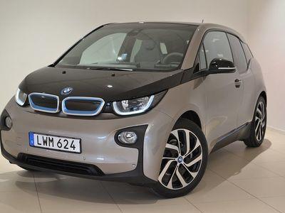 begagnad BMW i3 60 Ah Automat Comfort Advanced Euro 6 -16