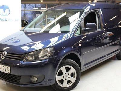 begagnad VW Caddy Maxi Life Caddy MAXI 1.6 TDI AUT DRAG D-VÄRM 2014, Personbil 104 900 kr