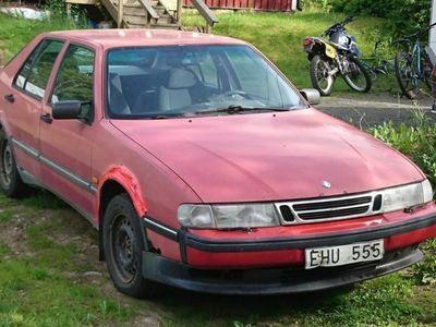 begagnad Saab 9000 2.0 cde -97