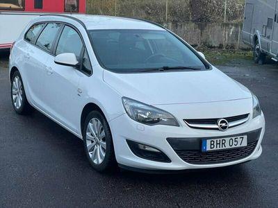 begagnad Opel Astra Sports Tourer 1.6 115hk