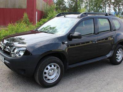 used Dacia Duster 1.6 105hk Nyservad Skattad Drag -14