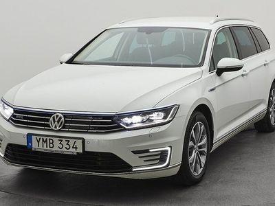 begagnad VW Passat SC GTE DSG/Executive Kombi