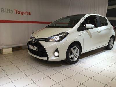 gebraucht Toyota Yaris 1,5 Hybrid Executive Glastak