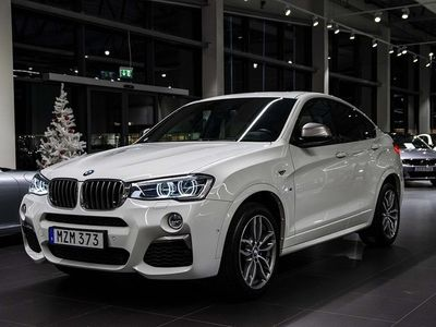 begagnad BMW X4 M40i M Sport 1.85% RÄNTA Värmare Svensksåld
