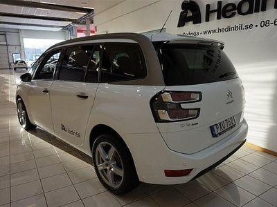 begagnad Citroën Grand C4 Picasso 120 HK BLUEHDI AUT HAPPY EDITION MILJÖ BIL