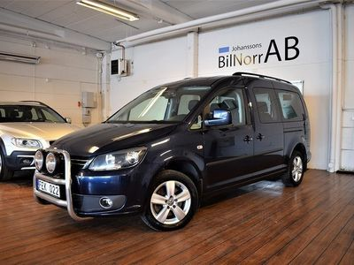 second-hand VW Caddy Maxi Life 2.0 TDI DSG 7-sits -12