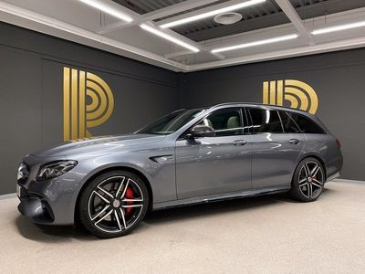 begagnad Mercedes S63 AMG EAMG 4MATIC Kombi S213 (612hk) AMG, Exclusive Leather