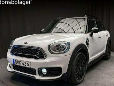 begagnad Mini Cooper Countryman SE ALL4 Hybrid 2019, Halvkombi Pris 279 000 kr