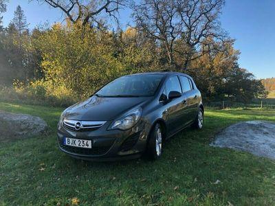 begagnad Opel Corsa 5-dörrar 1.2 twinport 5dr, Enjoy