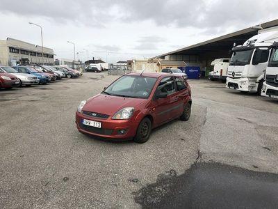 gebraucht Ford Fiesta 3-dörrar 1.4 Duratec ENDAST 14000 -07