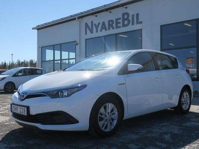 begagnad Toyota Auris Hybrid 1.8 VVT-i CVT Automat 13