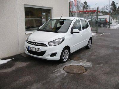 begagnad Hyundai i10 1.1 M5 e-Sense