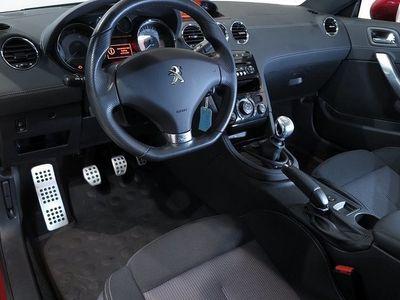 begagnad Peugeot RCZ 1,6 Turbo Sport 1Ägare 200hk