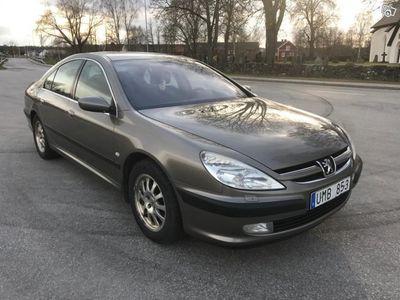 begagnad Peugeot 607 2,2 HDI -04