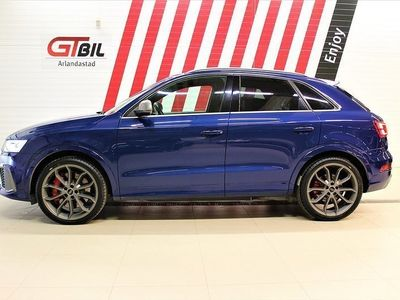 begagnad Audi RS3 performance 2.5 q 367hk Sv-såld