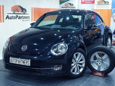 begagnad VW Beetle The1.4TSI DSG 160HK Premium Comfort Plus