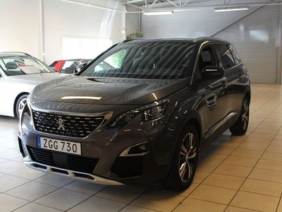 begagnad Peugeot 5008 GT-Line BlueHDi 180 AUT8 Business