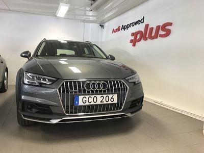 used Audi A4 Allroad quattro 2.0 TFSI 252 HK Quatt -18