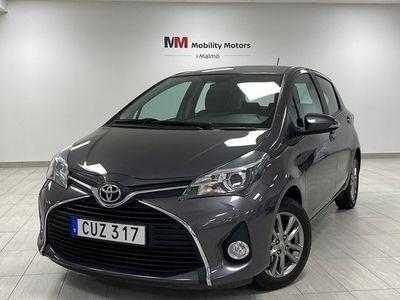 begagnad Toyota Yaris 5-dörrar 1.33 Dual VVT-i 99hk