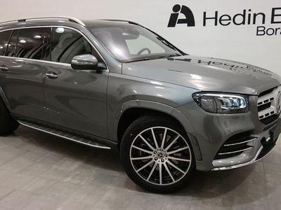 begagnad Mercedes GLS400 GLS // 400 d // AMG // Premium pkt // värmaren //