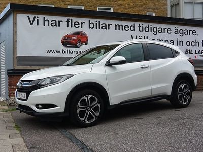 begagnad Honda HR-V 1,6 Executive Navi Adas Demobil