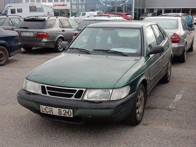 begagnad Saab 900 S 5D 2,0i