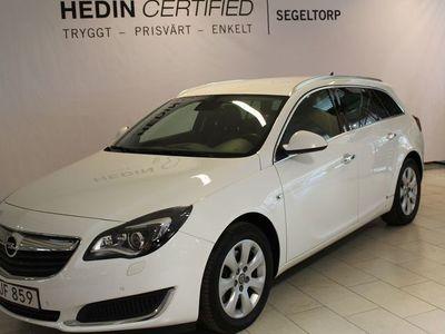 gebraucht Opel Insignia 2,0 CDTI 170HK AUTO 4X4 BUSINESS TOURER EURO6 S+V-HJUL