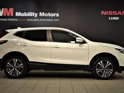 used Nissan Qashqai DIG-T 115 N-Connecta *Mobility Edition*