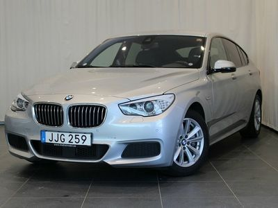 begagnad BMW 535 Gran Turismo d xDrive GT M-Sport 313hk