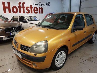 begagnad Renault Clio R.S. 5-dörra Halvkombi 1.4 Expression 98hk