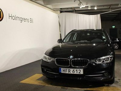 begagnad BMW 318 d Touring Business Advantage Edition