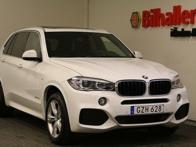 brugt BMW X5 xDrive30d 30d xDrive *M-Sport *Navi *D-Värm *Aut