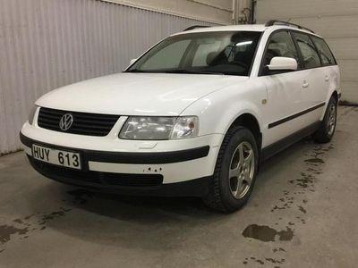 begagnad VW Passat 1.9 TDI Variant